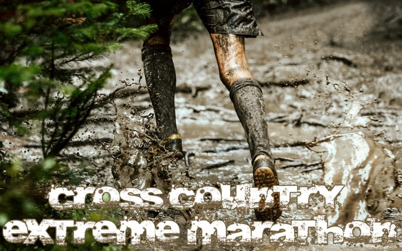 Cross Country Extreme Marathon